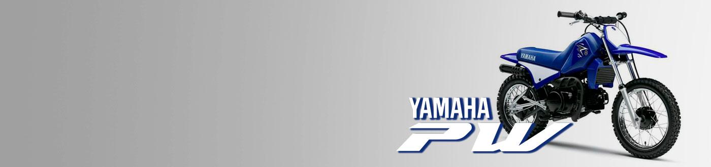 Yamaha PW 50 et 80cc