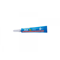 Colle super glue gel Loctite 454 5gr