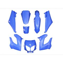 Kit carénage Replay Derbi Senda Xrace / Xtreme bleu