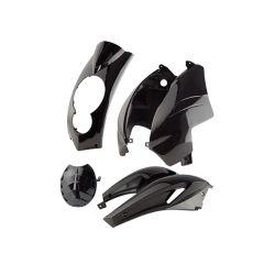 Kit carénage Tunr Peugeot Ludix compteur rond noir