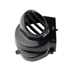 Cache de turbine Tun'R Piaggio – Gilera Noir