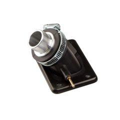 Pipe d'admission Tun'R 17,5mm Minarelli AM6 montage rigide