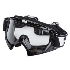Masque Cross RC Steel Noir