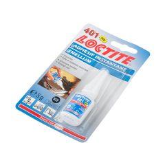 Colle super glue Loctite 401 5gr