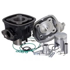 Kit cylindre 50cc Top performances Fonte Piaggio NRG