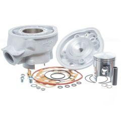 Kit cylindre 70cc Airsal Alu Bi-segments Minarelli AM6