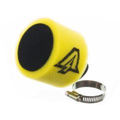 Filtre à air Apollo Volt Performances 38mm jaune