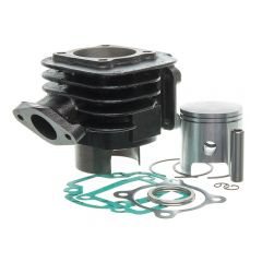 Kit cylindre 70cc Barikit Fonte MBK Booster et Yamaha Bw's sans culasse