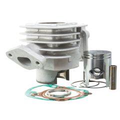 Kit cylindre 50cc Barikit Alu MBK Booster et Yamaha Bw's sans culasse