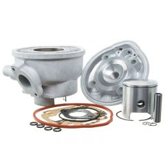 Kit cylindre 70cc Barikit Alu Racing MBK Nitro et Yamaha Aerox