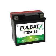Batterie Fulbat FTX5L-BS 12V4Ah