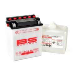 Batterie BS Battery 12N14-3A