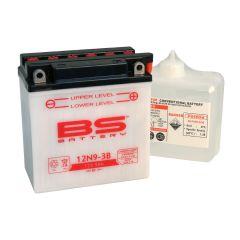 Batterie BS Battery 12N9-3B