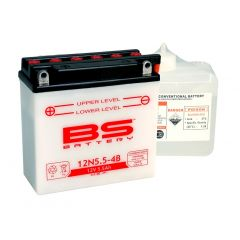 Batterie BS Battery BS 12N5.5-4B