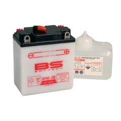 Batterie BS Battery BS 6N6-3B