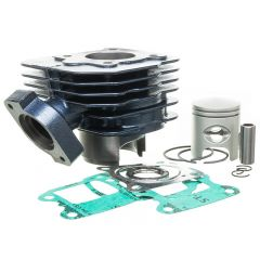 Kit cylindre type origine Peugeot Trekker et Speedfight fonte Carenzi