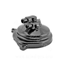 Carter de pompe à eau MBK Nitro - Aerox Carbone