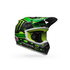 Casque cross Bell Monster Energy