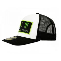 Casquette VR46 Riders Academy x Monster Energy