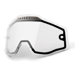 Écran de masque 100% ventilé Transparent