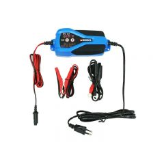 Chargeur de batterie Shido Lithium Ion - Gel et acide 12V et 2Ah à 40Ah