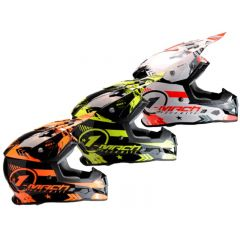 Casque Cross Trendy Mach T-902