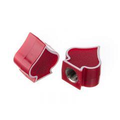 Bouchon de valve WTP Schrader pique rouge