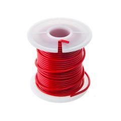Fil électrique 2,5mm Rouge 25m