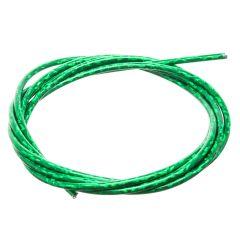 Gaine câble de gaz Lazer Vert 2,50m