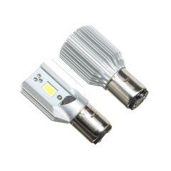 Ampoule LED 12V 6000K BA20D 24000 Lumens