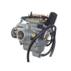 Carburateur 24mm scooter 125cc 4 temps 152 QMI