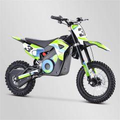 Dirt Bike minicross enfant Apollo RXF Rocket 1000W vert 2021 électrique