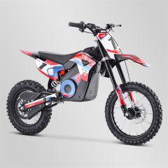 Dirt Bike minicross enfant Apollo RXF Rocket 1300W rouge 2021 électrique