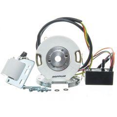 Allumage Doppler rotor interne avec lumière Minarelli AM6 (Yamaha / MBK)