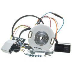 Allumage Doppler rotor interne avec lumière Minarelli AM6