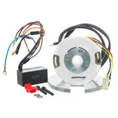 allumage Doppler rotor interne avec lumière MBK Booster et Nitro
