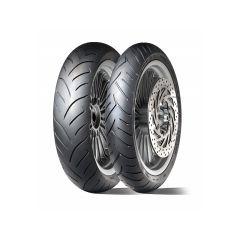 Pneu Dunlop ScootSmart 90/90 10 M/C 50 J TL
