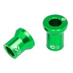 Entretoise de roue arrière YCF Vert