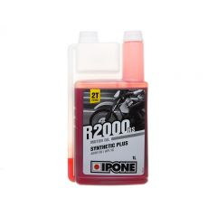 Huile moteur Ipone 2T R2000 RS semi-synthese 1L