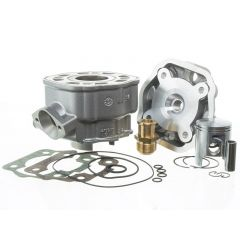 Kit cylindre 50cc Italkit Alu Derbi Euro 2