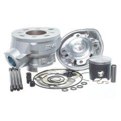 Kit cylindre 72cc Italkit Minarelli AM6 mono-segment