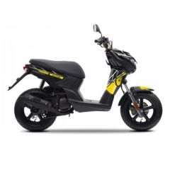 Kit déco Kutvek MBK Stunt et Yamaha Slider Vintage Jaune