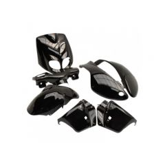 Kit carénage Tunr Peugeot Trekker noir