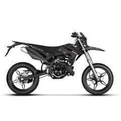 Kit déco Scootfast 2020 Beta RR après 2011 pailleté Triple Black