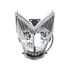 Feu avant complet origine Kymco 50 2T Super 8 (2013)
