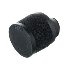 Filtre à air Marchald Small coudé Noir diam 28mm L.95mm