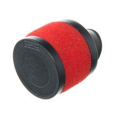 Filtre à air Marchald Small coudé Rouge diam 28mm L.95mm
