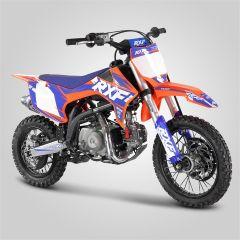 Pit Bike mini cross Apollo RXF Junior 110cc orange 2020 pour enfant