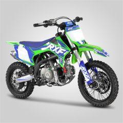 Pit Bike mini cross Apollo RXF Junior 110cc vert 2020 semi automatique