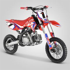 Pit Bike minicross Apollo RFZ Open 125cc rouge 2020